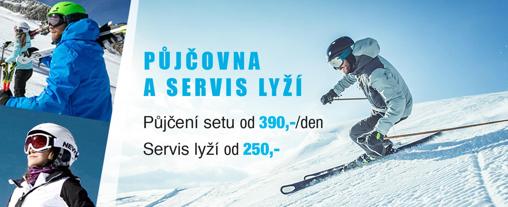 banner - půjčovna